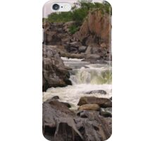 Great Falls, the Potomac River iPhone Case/Skin