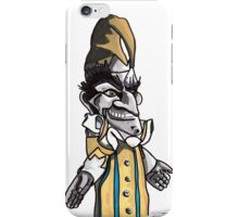 Mr Punch iPhone Case/Skin