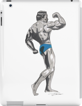 Mr Universe by Iank-as14