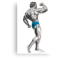 Mr Universe Canvas Print