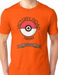 Victory Road Winner Unisex T-Shirt
