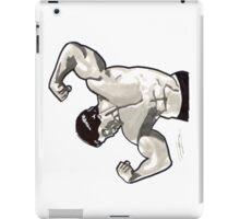 Bicep Pose iPad Case/Skin