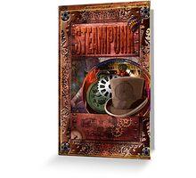 Steampunk No 4 Greeting Card