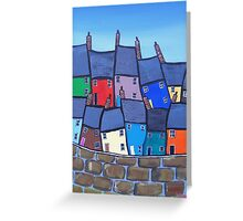 Dodgy Builders Greeting Card