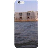 Fort Caroll near the Francis Scott Key Bridge iPhone Case/Skin