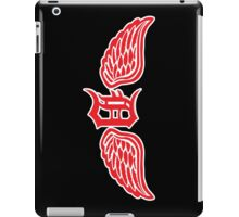 Detroit D Wing iPad Case/Skin