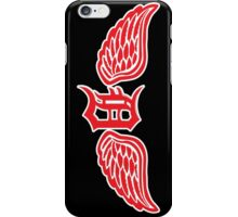 Detroit D Wing iPhone Case/Skin