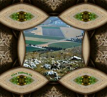 Bead Yourself a Landscape by Nira Dabush