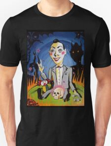 The Shadows of Pee Wee's Playhouse T-Shirt