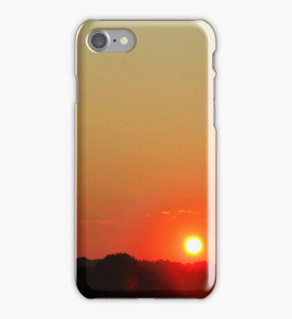 Sunrise... Sunset. iPhone Case/Skin