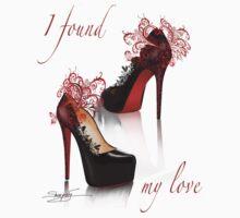 I found my love by Elina Sheripova