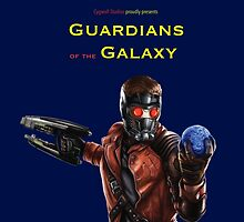 "Cygwolf ""Guardians"" - Star-Lord by ZacharyLaChance"