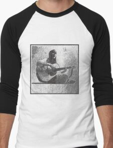 Joni Mitchell Men's Baseball ¾ T-Shirt