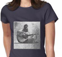 Joni Mitchell Womens Fitted T-Shirt
