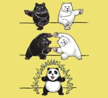 DBZ Panda Fusion Kids Clothes