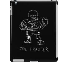 Joe Frazier  iPad Case/Skin