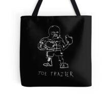 Joe Frazier  Tote Bag