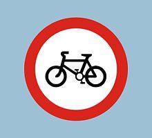 Cycling forbidden Unisex T-Shirt