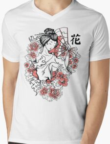 Geisha Fan T-Shirt