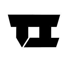 Team Impulse Official Logo (Black) by BlueBeast