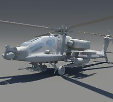 apache chopper by damiankafe
