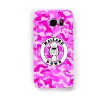 Pink Camo - Mallard Down Samsung Galaxy Case/Skin