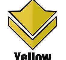 Commander's Compendium - Yellow by Melissa Yukura