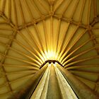 Sensational Symmetry - Wells Cathedral, Wells, England by Deanna Roberts Think in Pictures