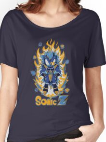 SONIC Z Women's Relaxed Fit T-Shirt