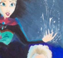 Elsa alternate Sticker