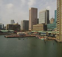 Baltimore, Maryland.  B'more, Hon. by cameraperson