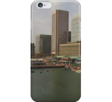 Baltimore, Maryland.  B'more, Hon. iPhone Case/Skin