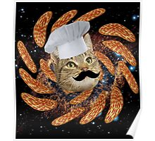 Chef Cat Poster