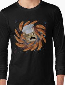 Chef Cat Long Sleeve T-Shirt