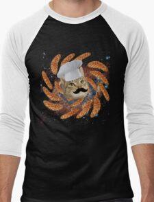 Chef Cat Men's Baseball ¾ T-Shirt