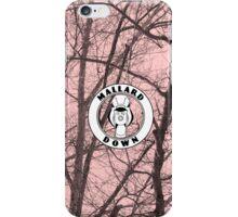 Pink Tree Camo - Mallard Down iPhone Case/Skin