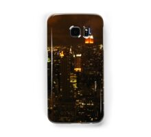 The empire state building, esb. Samsung Galaxy Case/Skin