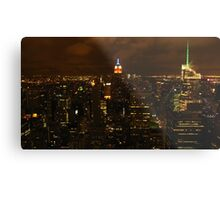 The empire state building, esb. Metal Print