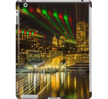 Christmas Light of Boston  iPad Case/Skin