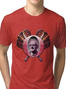 Dance of Many Nations / Mr. Osmond Comes To America Tri-blend T-Shirt
