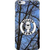 Tree Camo - Mallard Down iPhone Case/Skin