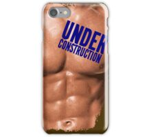 Fitness iPhone Case/Skin