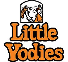 Little Yodies Photographic Print
