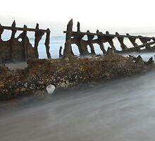 SS Dicky by Ian Fraser