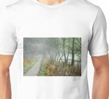 The Disappearing Man, Wolfscote Dale Unisex T-Shirt