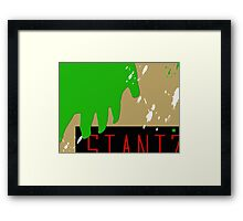 What did you do, Ray? Framed Print