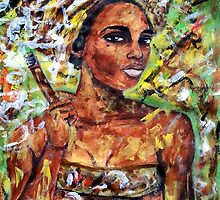 The Lady of Havana by amoxes