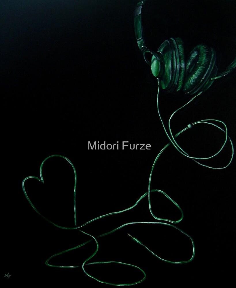 I LOVE MUSIC by Midori Furze