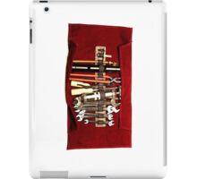 1950s Ferrari Tool Kit iPad Case/Skin