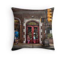 The Italian Bakery Throw Pillow